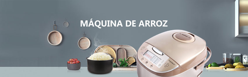Máquina de arroz