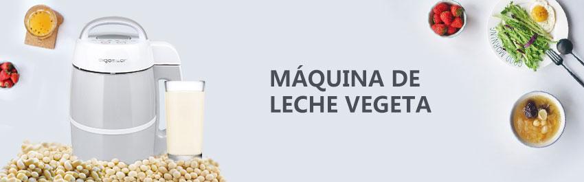 Máquina de leche vegeta