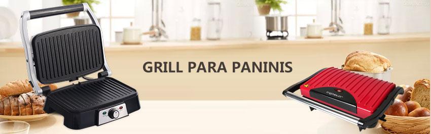Grill para paninis