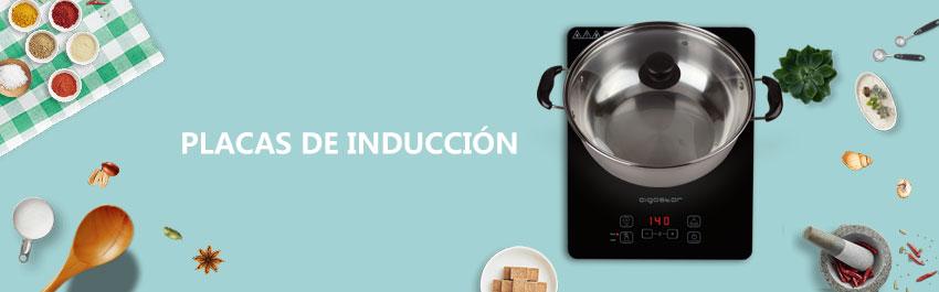 Placas de inducci n for Cocina de induccion precios