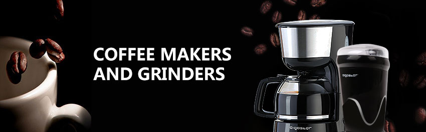 Coffee Makers and Grinders
